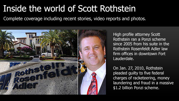 scott rothstein money laundering synopsis Scott rothstein's coo and second-in-command, debra villegas, has been charged with money laundering, making her the first alleged.